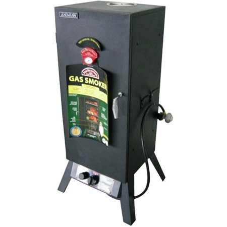 "Great Outdoors Smoky Mountain 16"" x 34"" Gas Smoker"