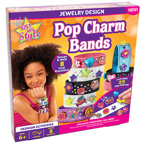 Just My Style Pop Charm Bands