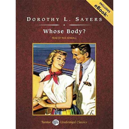 Whose Body?: Includes Ebook