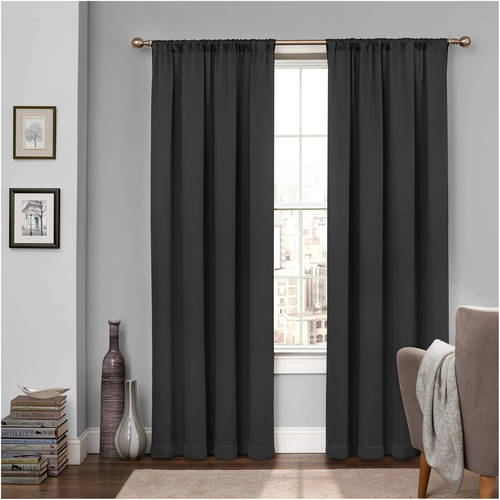 Eclipse Thermal Blackout Tricia Window Curtain Panel Pairs by Ellery Homestyles