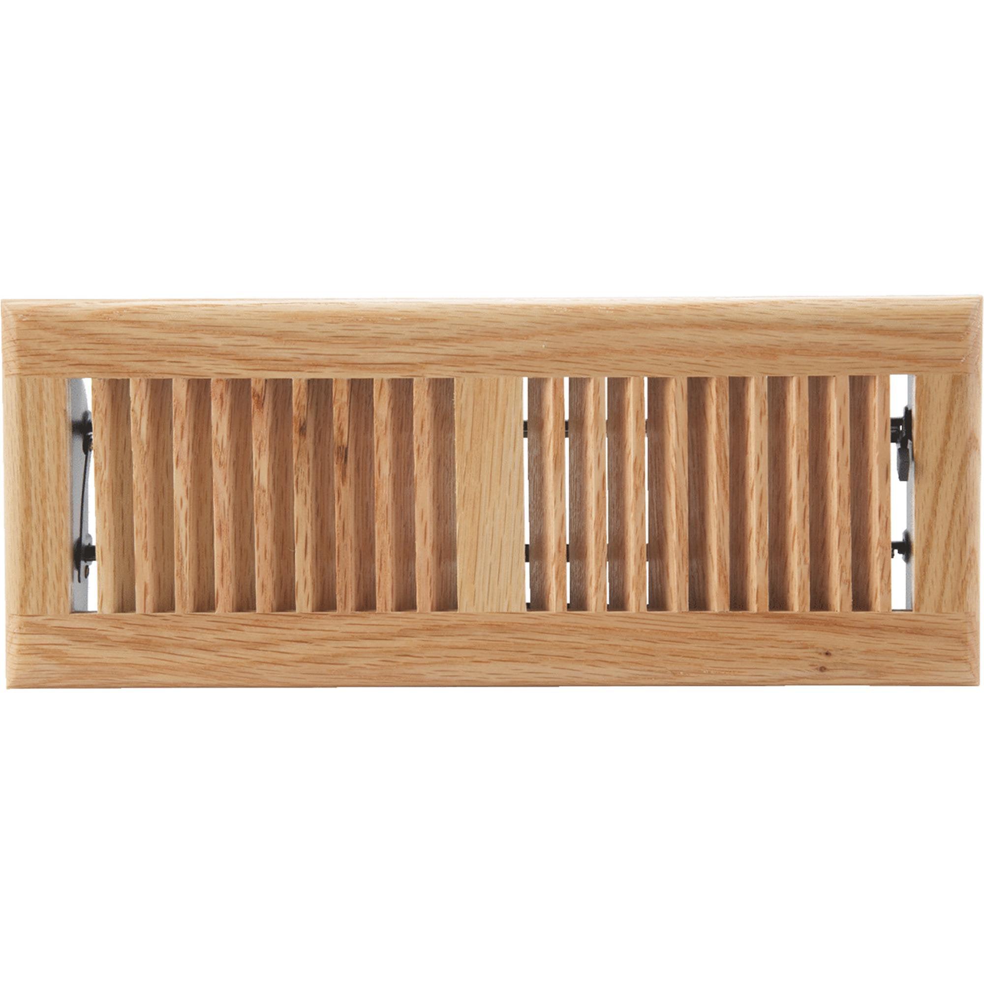 Home Impressions Contemporary Oak Floor Register