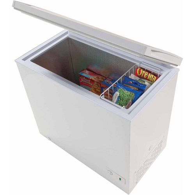 haier 7 1 chest freezer. haier 7.1 cu ft capacity chest freezer, white, hf71cw20w image 7 of 8 1 freezer