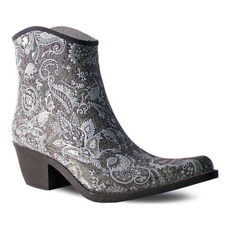 5f680810fc1 Women's Nomad Wrangler Cowboy Rain Boot