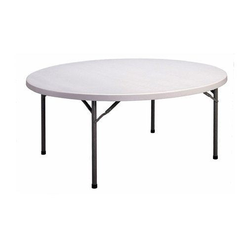 Correll, Inc. 71'' Round Folding Table
