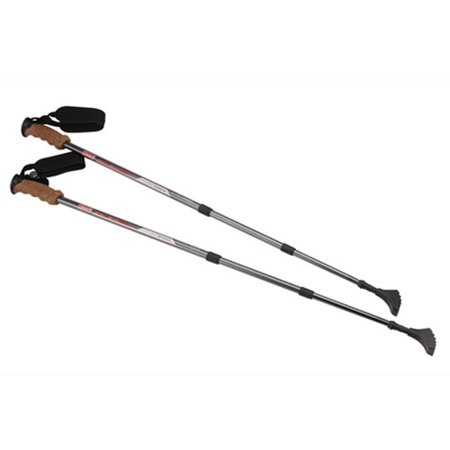 Hiking 3 Pair Pack (Coleman Trekking Survival Poles Pair )