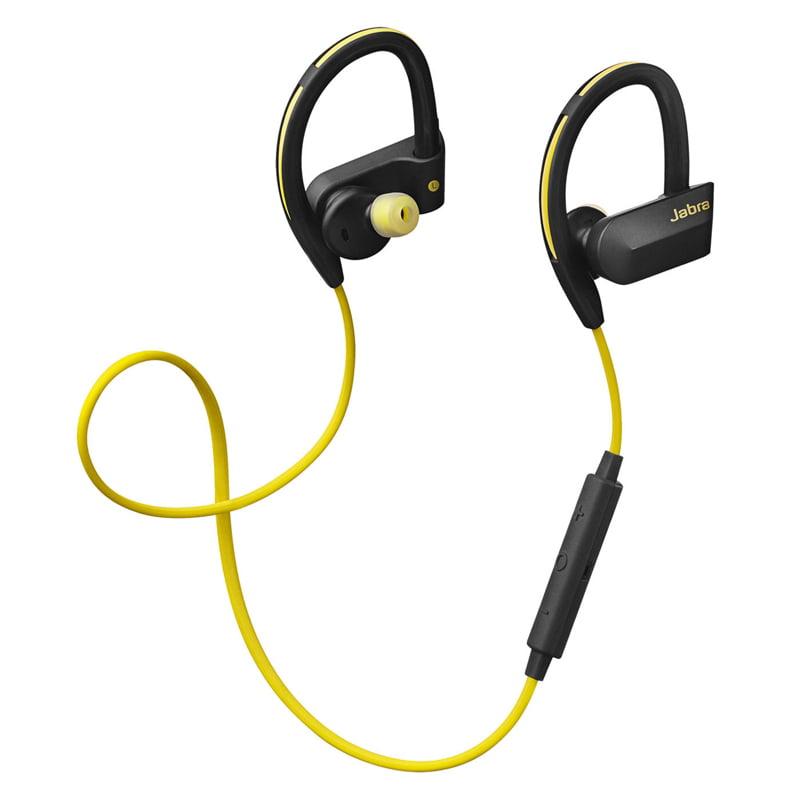 Jabra Sport Pace Wireless Bluetooth Earphones Yellow Walmart Canada