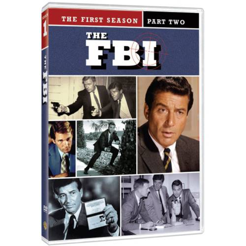 The FBI: The First Season, Part Two