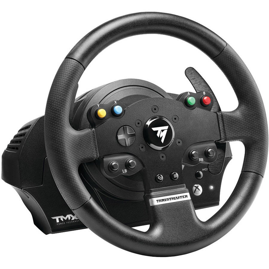 Thrustmaster 4469022 Xbox One PC Tmx Force Feedback Racing Wheel, 4469022 by Thrustmaster
