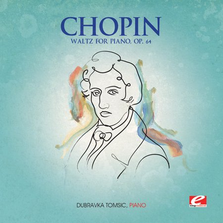 F. Chopin - Waltz for Piano Op 64 [CD]