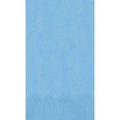 Powder Blue Paper Guest Towel - 16 ct.