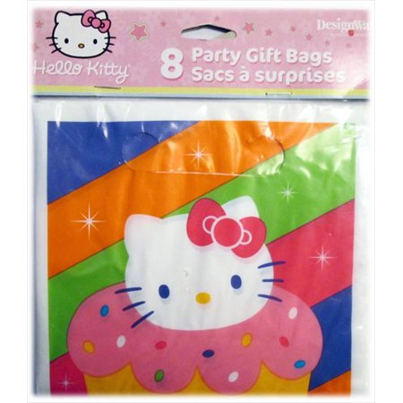 Hello Kitty 'Cupcake' Favor Bags - Johnny Cupcakes Hello Kitty Halloween
