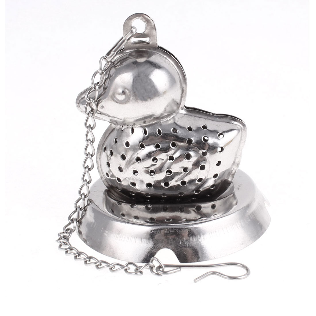 Stainless Steel Bird Shaped Tea Strainer Infuser Ball Spice Herb Filter