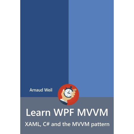 Learn WPF MVVM - XAML, C# and the MVVM pattern - (Best Wpf Mvvm Framework)