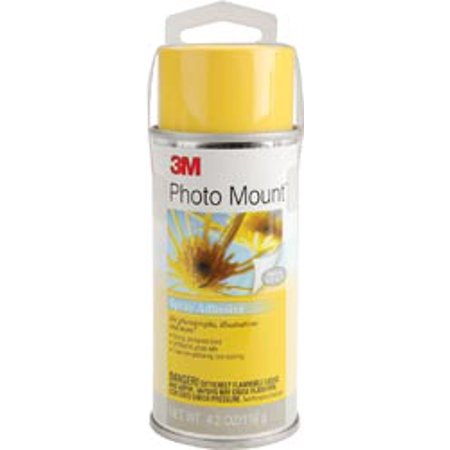 Bulk Buy 3m Photo Mount Spray Adhesive 423 Ounce 6090 2 Pack