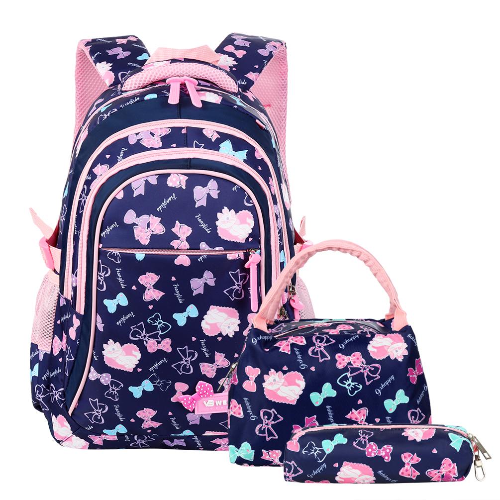 School Bookbag for Girl Teen Shoulder Satchel Teacher Student Bag Laptop Daypack