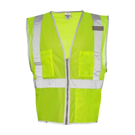 ML Kishigo Workwear Brilliant Series Economy Vest