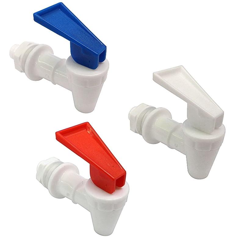 Tomlinson Spigot Water Crock Replacement Spigot Faucet Dispenser Valve White USA