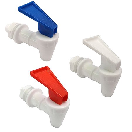 Spigot Water Crock Replacement for Tomlinson Blue, White, Red Faucet ...