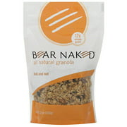 Bear Naked Fruit and Nut Granola, 12 oz, (Pack of 6)