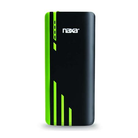 Naxa CANTEEN 10000 Portable Power Adapter Pack- (Portable Canteen)