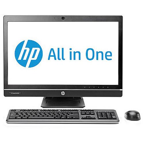 "HP Black Compaq Elite 8300 All-in-One Desktop PC with Intel Core i5-3470 Processor, 4GB Memory, 23"" Monitor, 500GB Hard Drive and Windows 7 Professional"