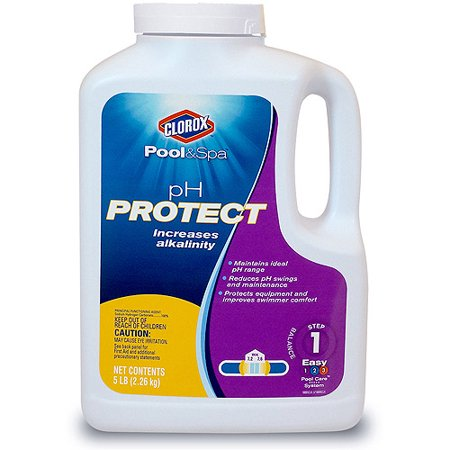 Clorox Pool And Spa Ph Protect Best Buy Cleaning Tools And Chemicals