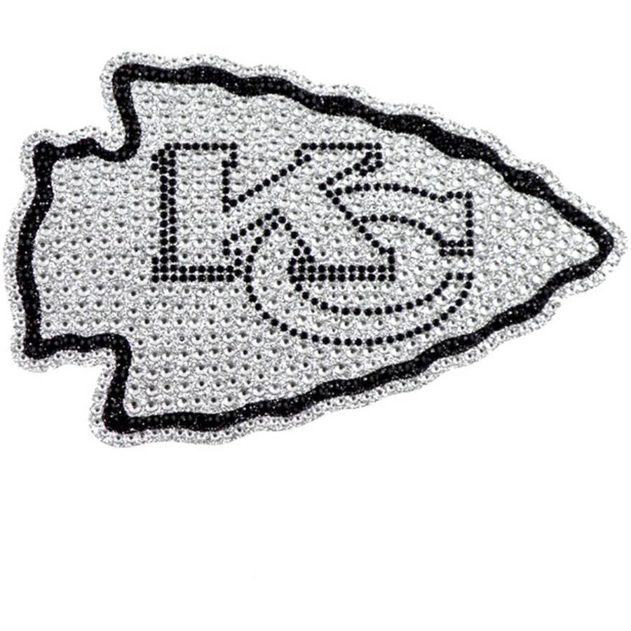 NFL Kansas City Chiefs Bling Emblem