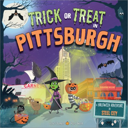 Halloween City Coupons (Trick or Treat in Pittsburgh : A Halloween Adventure in Steel)