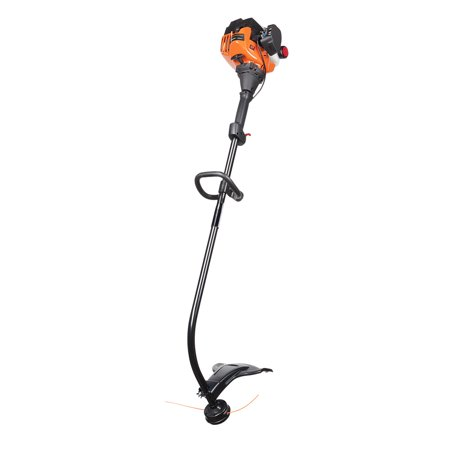 "Remington Rustler RM2510 16"" Curved Shaft Gas String Trimmer"