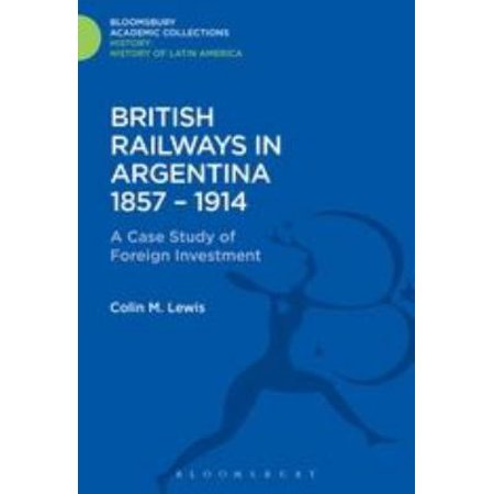 British Railways in Argentina 1857-1914