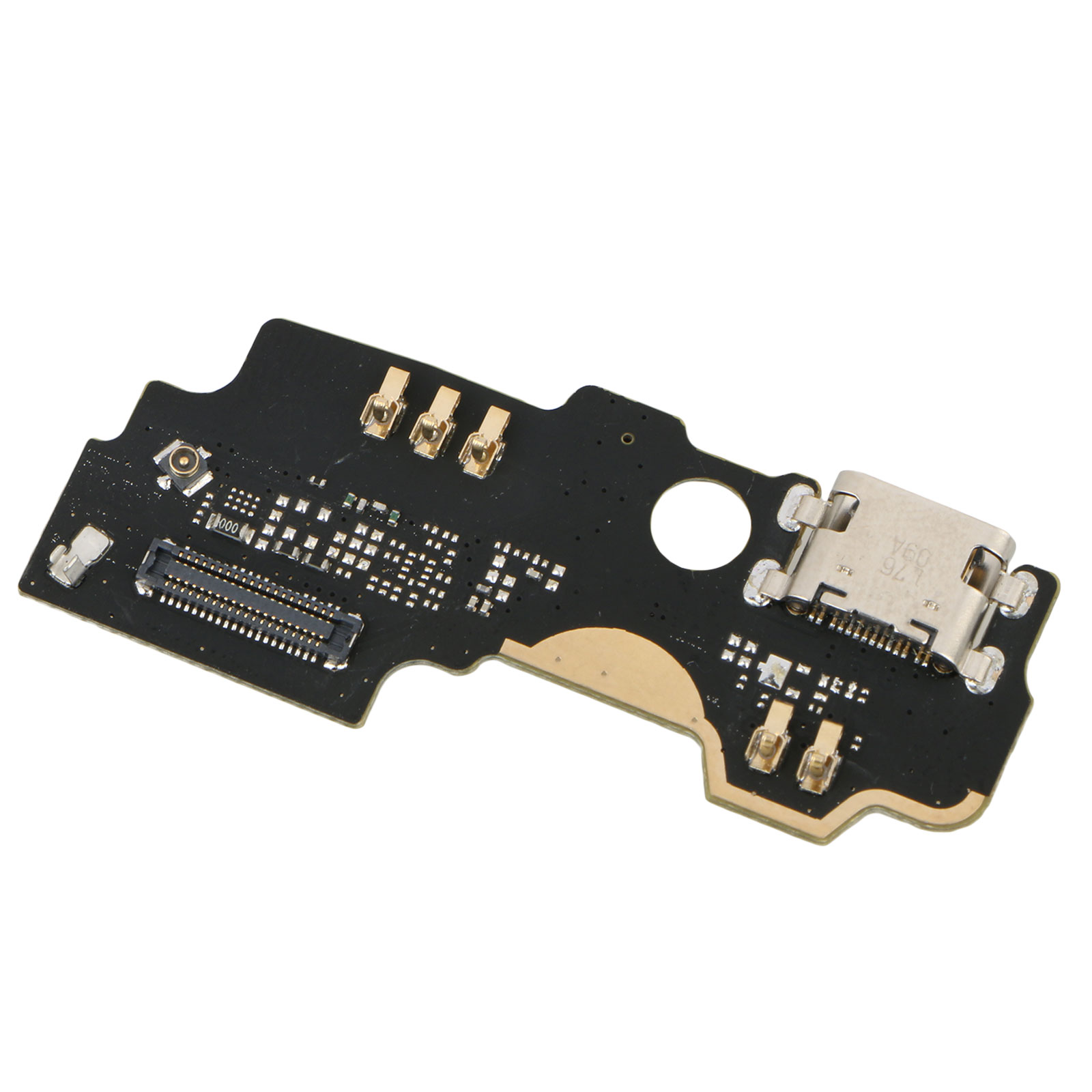 EEEkit USB Charging Board Port Dock Plug Charge Flex Cable with Microphone for ZTE Max XL N9560