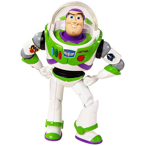 Toy Story 3 - Buzz Lightyear Climb-Up Action Figure