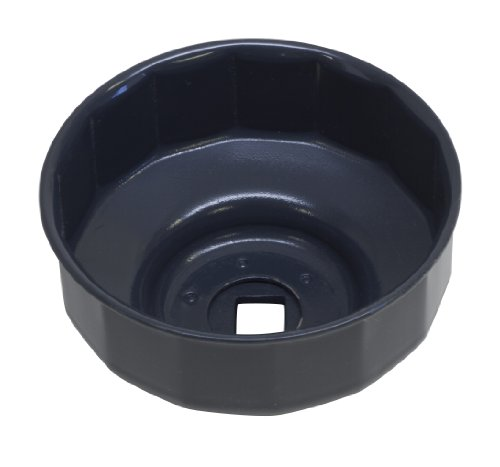 Lisle 61570 76mm - 14 Flutes Oil Filter Cup Wrench