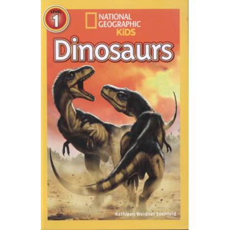 Dinosaurs  National Geographic Readers   Paperback