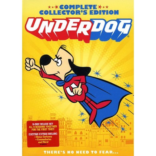 Underdog: Complete Collector's Edition (Full Frame)