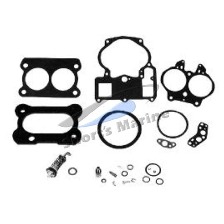 - OEM Mercury Marine Mercruiser Rochester 2-Barrel Carburetor Repair Kit 1397-5831