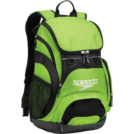Speedo Teamster Backpack Swim Swimming Gear Back Pack Equipment Bag - 35L
