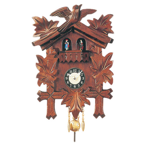 Black Forest Carved Cuckoo Clock by Black Forest