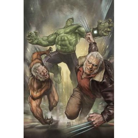 The Totally Awesome Hulk Vol. 4 : My Best Friends are