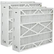 24.5x27x5 MERV 8 Trane Aftermarket Filter (2 Pack)