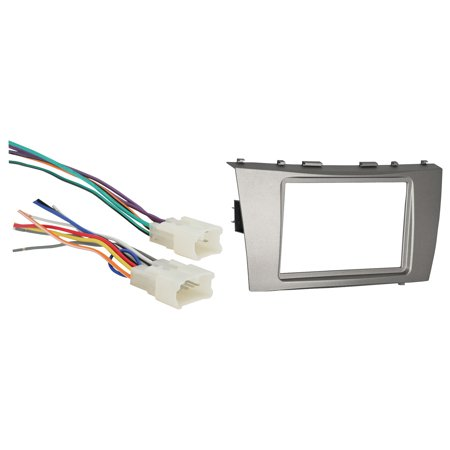 Toyota Camry 2007-2011 Double DIN Metra Car Stereo Installation Package
