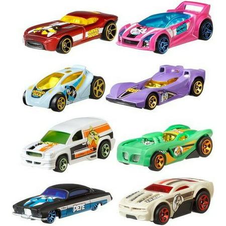 Mattel - Hot Wheels - Disney Mickey & Friends (Mattel Hot Wheels Double Booster Power Train)