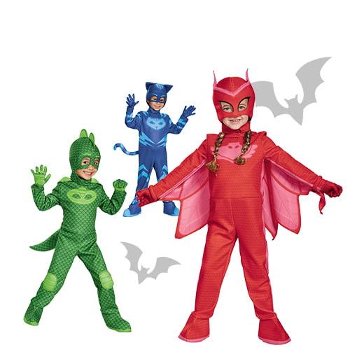 PJ Masks Costumes for Kids