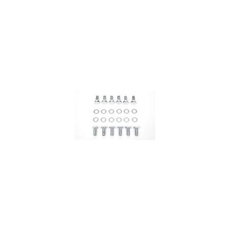 Eckler's Premier  Products 33183632 Camaro Differential Cover Bolt Set 12 Bolt Chrome ()