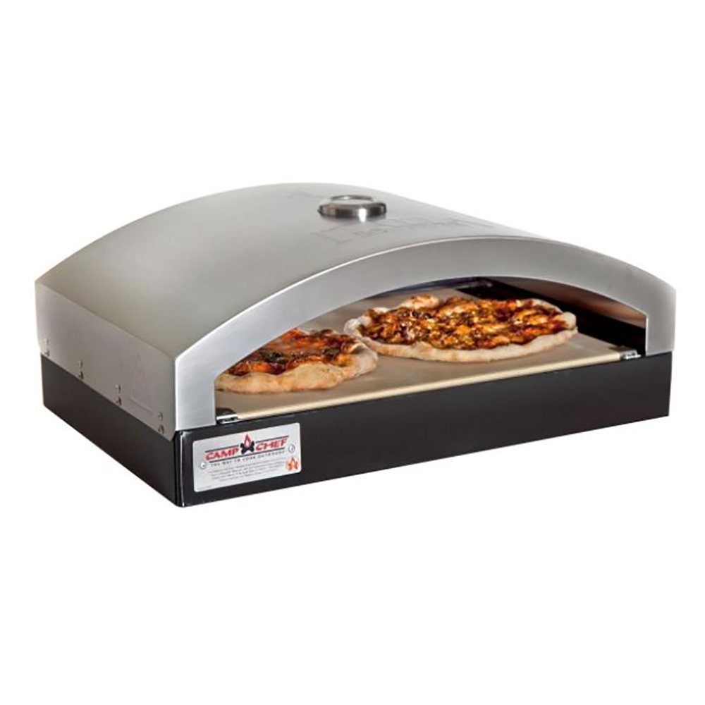 "Camp Chef 16"" Domed Pizza Oven With Built in Temperature Gauge"