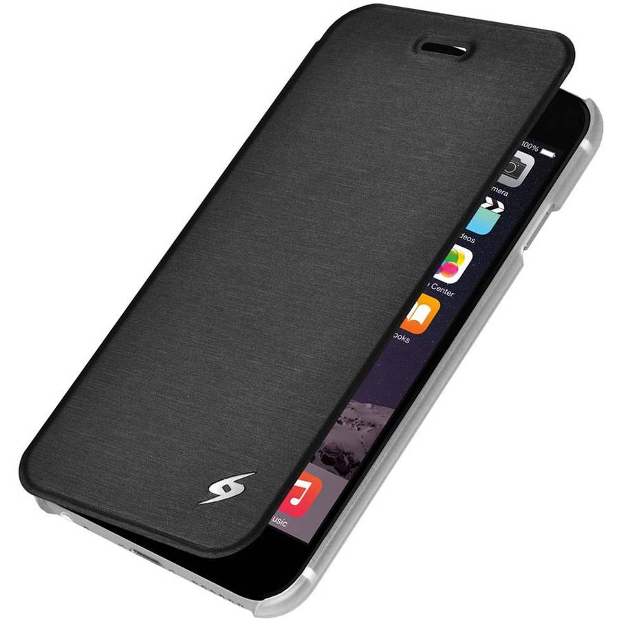 Amzer Flip Case, Black