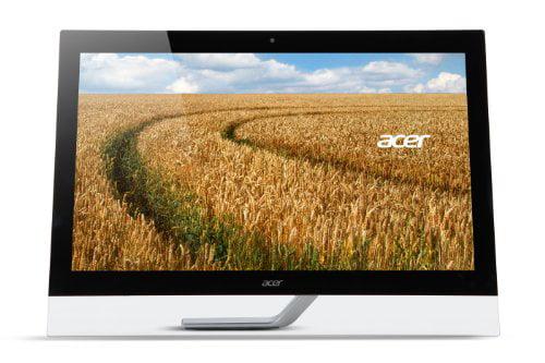 Acer UM.HT2AA.002 27in Ws Led 10-pt Touch Mntr 2560x1440 T272hul Bmidpcz Vga Hdmi
