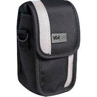 VidPro CL-1 Small Point & Shoot Film & Digital Camera Case, Black / Beige, 3....