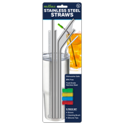 Stainless Steel Straw 4ct Value Pack
