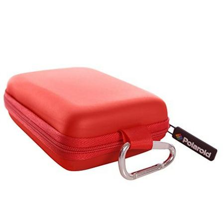Polaroid Eva Case Zip Instant Printer - Red Eva Case